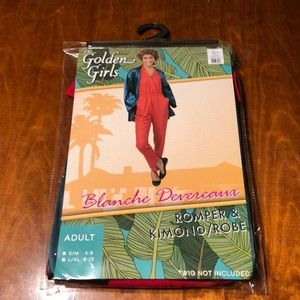 The Golden Girls Blanche Devereaux Adult Costume!